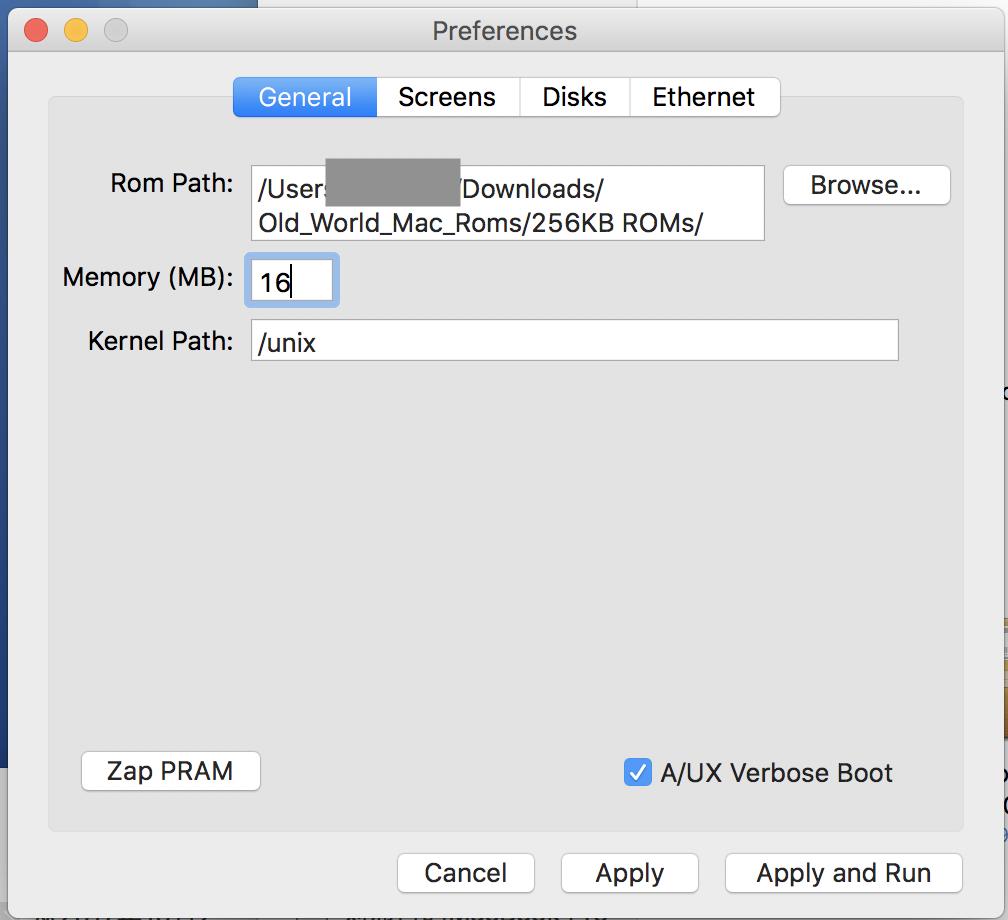 《Shoebill品尝Apple Unix 3.0(A/UX)》