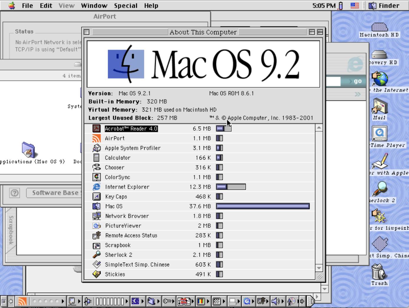 Mac OS 9详细体验报告:iBook G3与Mac OS 9的一段日常使用