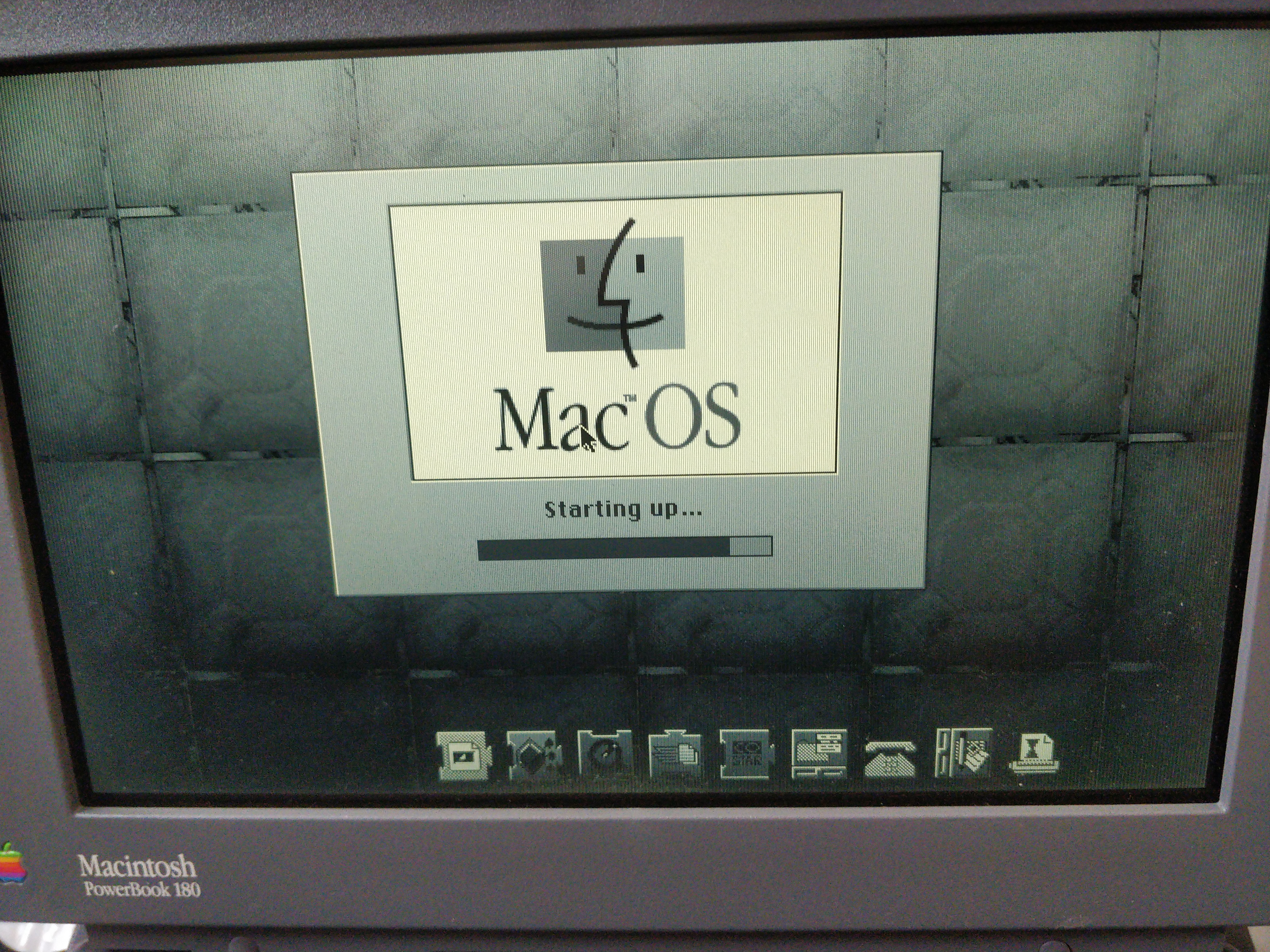《Macintosh PowerBook 180体验》