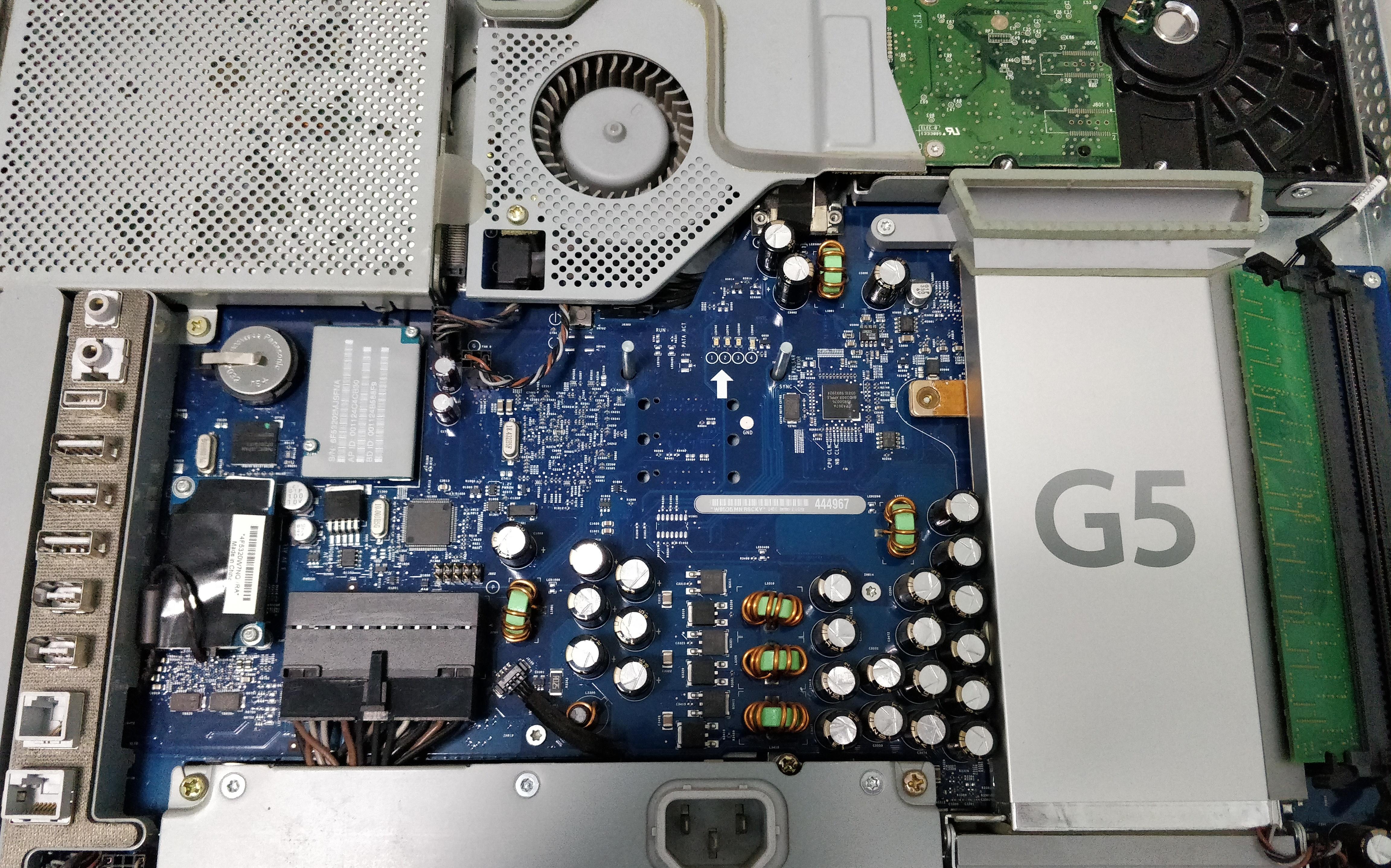 《iMac G5初体验》