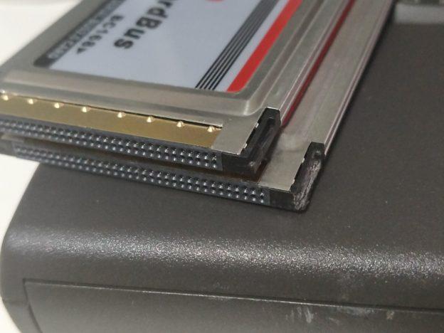 破解Kanga或3400c,令其拥有CardBus USB