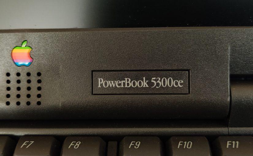 有史以来最贵的苹果Mac笔记本,PowerBook 5300ce(1995)体验