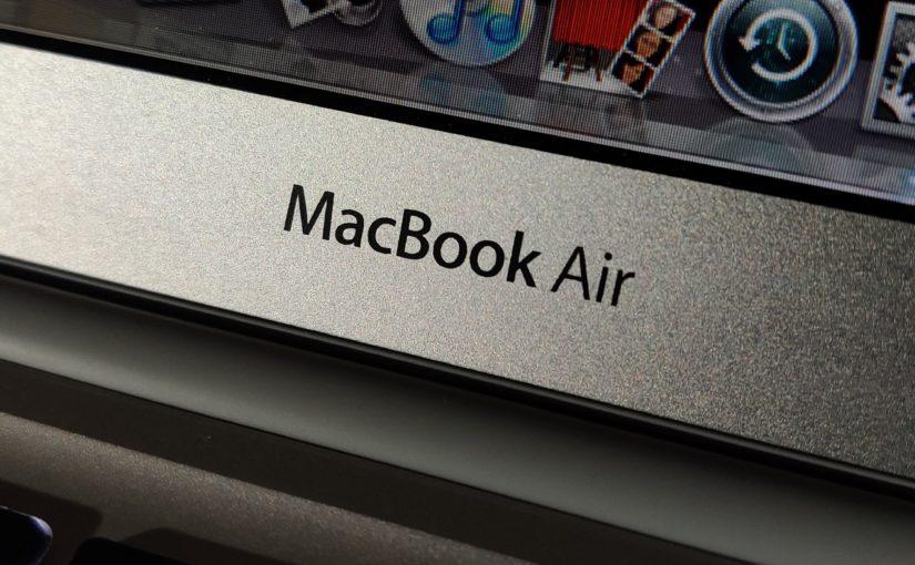 纸袋中拿出的电脑,第一代MacBook Air(2008)体验